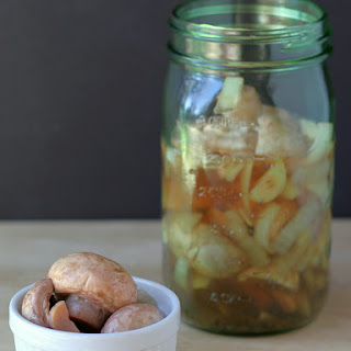 Pickled Mushrooms Recipes