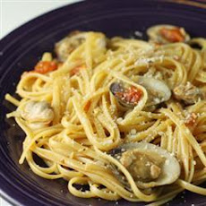 Garlic Clam Linguine