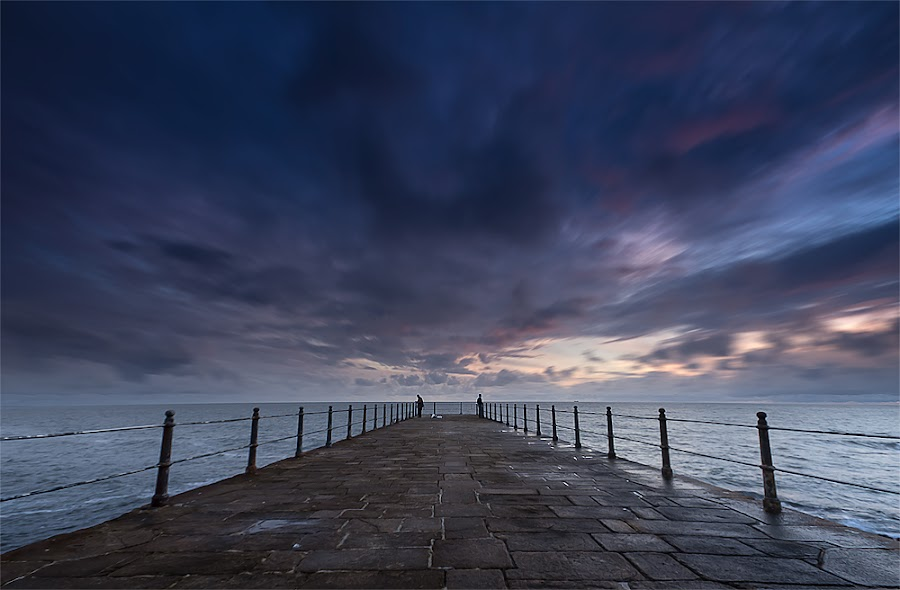 Two by Pedro Ribeiro - Landscapes Waterscapes