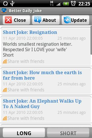 【免費新聞App】Joke: Better Daily Joke-APP點子