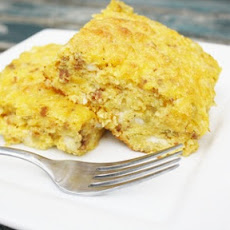 Absolutely the World's Best Egg Casserole.....EVER!