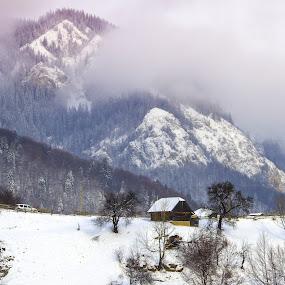 Refugiu by Kati Raileanu - Landscapes Mountains & Hills ( refugiu )