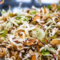Crack Slaw (Asian Cole Slaw)