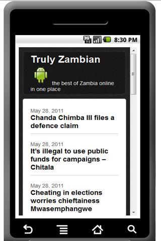 Just Zambia
