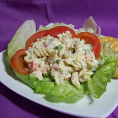 Chicken Rotini Salad