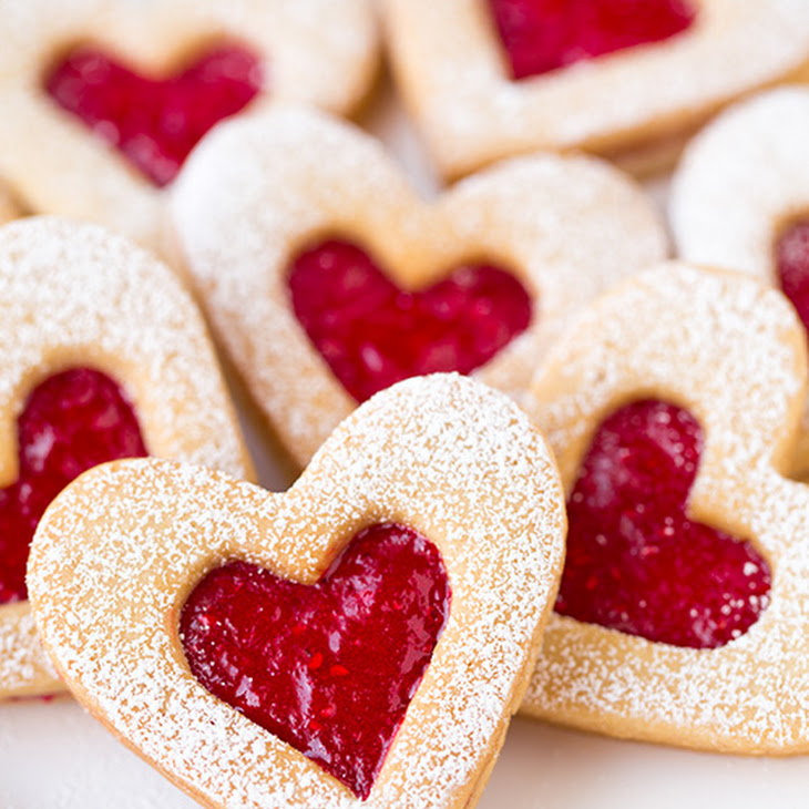 Linzer Cookies Recipe | Yummly