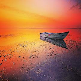 Pagi di Pantai Karang by Denny Iswanto - Instagram & Mobile Other