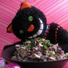 A Different Slaw... for a Change
