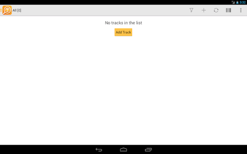 TrackChecker Mobile APK for Bluestacks