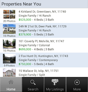 Rose LoRusso, Realtor - screenshot