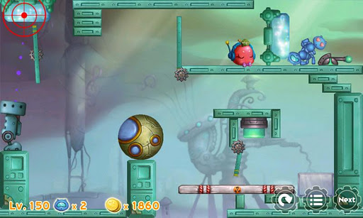 shoot-the-apple for android screenshot