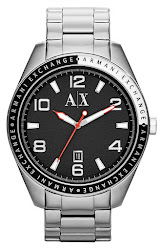 AX Armani Exchange Bracelet Watch, 47mm