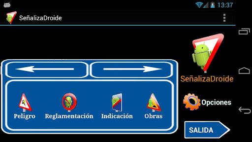 【免費教育App】SeñalizaDroide-APP點子