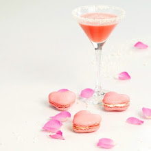 Ohlala Macarons and Martinis Valentines Experience