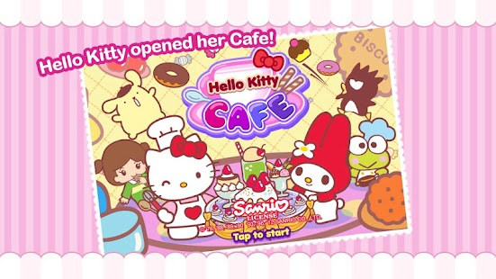 Hello Kitty Cafe APK for Nokia