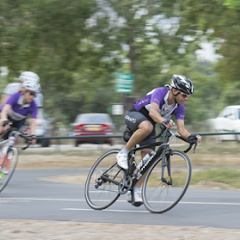 Panning by Yuval Shlomo - Sports & Fitness Cycling