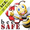 BeeSafe, an I.C.E. (In Case of Emergency) app