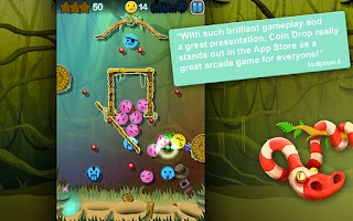 Screenshot of Coin Drop!