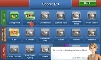 Screenshot of Hotel Mogul HD