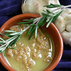 Roasted-Garlic Herb Spread