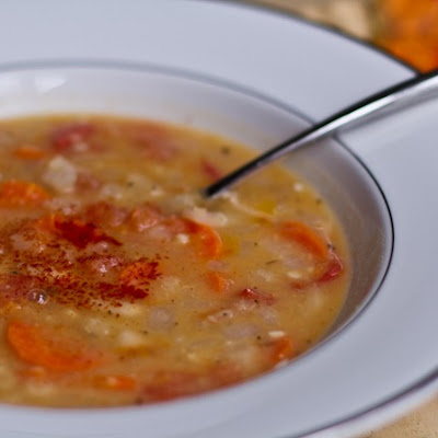 Easy White Bean Soup