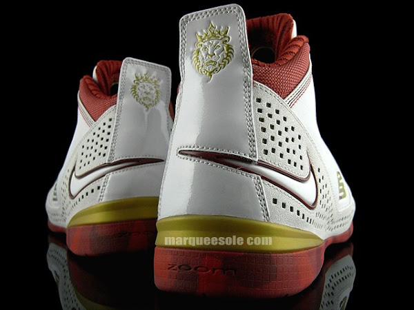 Nike Zoom LeBron Soldier II China Detailed Look
