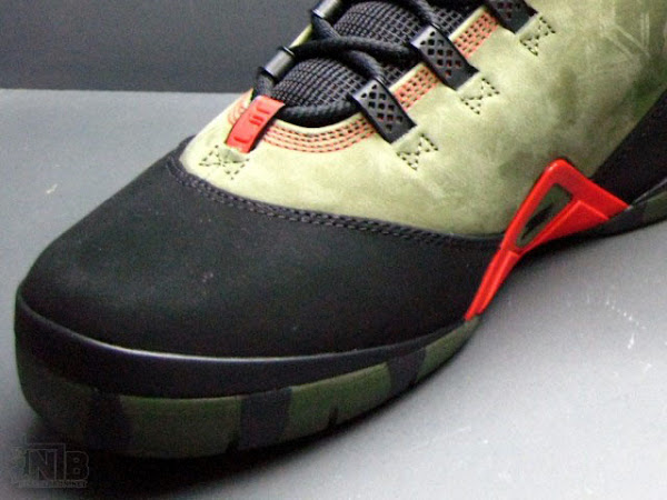 Yet Another Camo Version of the Nike Zoom Soldier II
