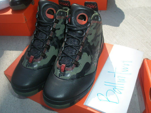 First Live Look at the Other Camo LeBron Zoom Soldier II