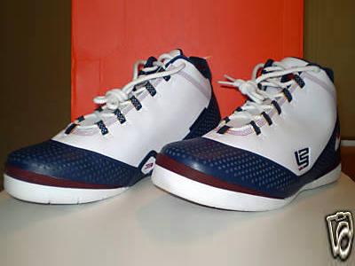 Nike Zoom Soldier II 821708 LeBron James Skills Academy PE