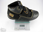 lebrons soldier 1 black ounce Weightionary