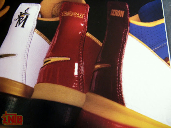 Exclusive Look at the Nike Zoom LeBron Soldier II Fairfax