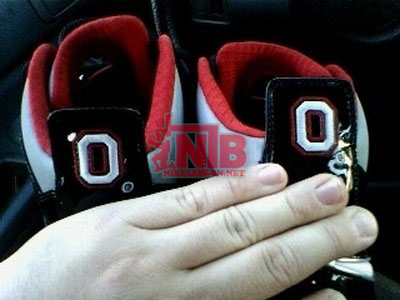 Exclusive Look at the Zoom Sodier II Ohio State Away PE