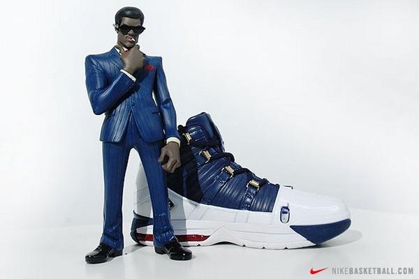 Nike Zoom LeBron III 8216LeBrons8217 Vinyl Pack