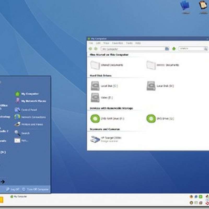 20 Tema (Windows XP Theme) Terbaik