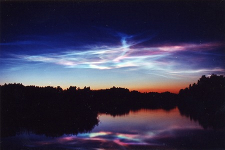 Noctilucent clouds (4)