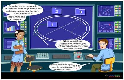 LHC-game
