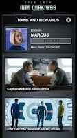 Screenshot of Star Trek App
