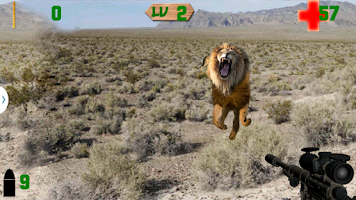 Screenshot of Lion Hunter