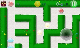 Screenshot of Brain Maze