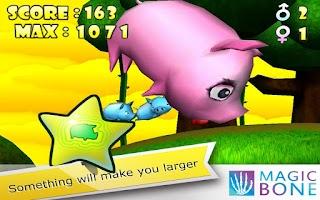 Screenshot of Temple Piggy