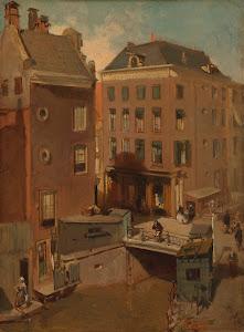 RIJKS: Charles Rochussen: painting 1855