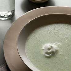 Broccoli Soup with Yogurt