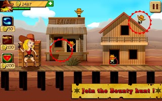 Screenshot of Bounty Hunter – Miss Jane
