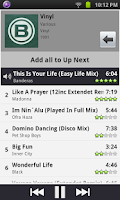 Screenshot of Remote for iTunes DJ&UpNxt Try