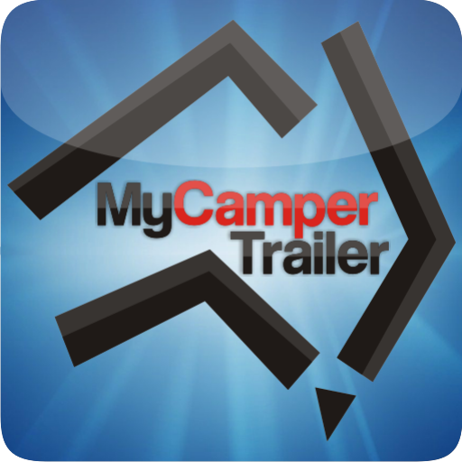 Camper Trailer LOGO-APP點子