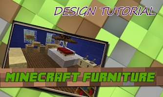 Screenshot of Furniture Design for Minecraft