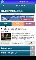 Screenshot of Australia News in App FREE