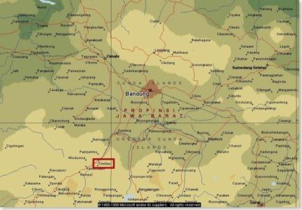 Peta Ciwidey