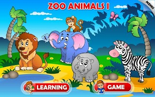 Screenshot of Kids Animals Farm and Zoo Free