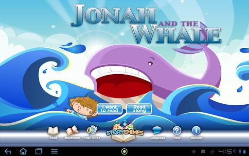 Jonah the Whale FREE